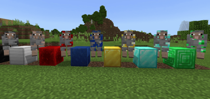 Addon Ore Sheep 1.14