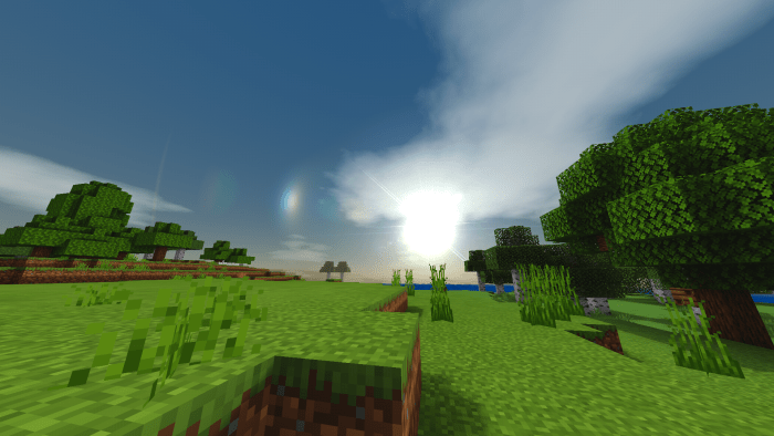 Texture Pack SufiCraft Shader 1.14