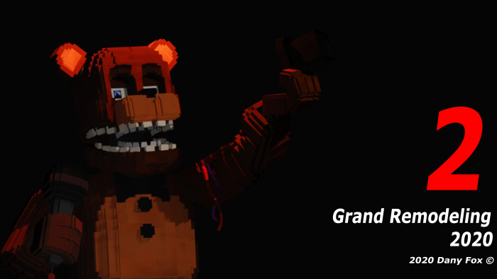 Addon Five Nights at Freddy´s 2 Animatronics 1.16