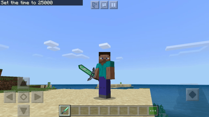 Addon Emerald Sword 1.16